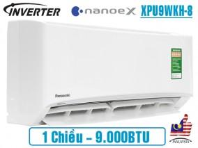 ĐIỀU HÒA PANASONIC 1 CHIỀU INVERTER 9000BTU XPU9WKH-8