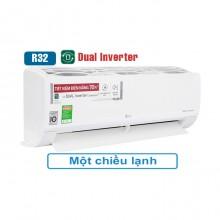 Điều hòa LG 9.000BTU 1 chiều Inverter V10ENW